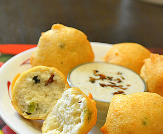How to make Mysore Bonda ? / Ulundhu Bonda /  Easy Snacks Recipes: