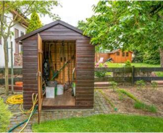 Garden Sheds and How to Know What Type to Choose
