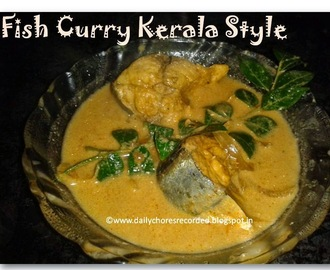 Fish Curry- Kerala Style