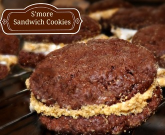 S'More Sandwich Cookies