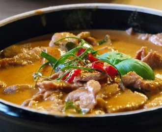 Thaise Panang Curry