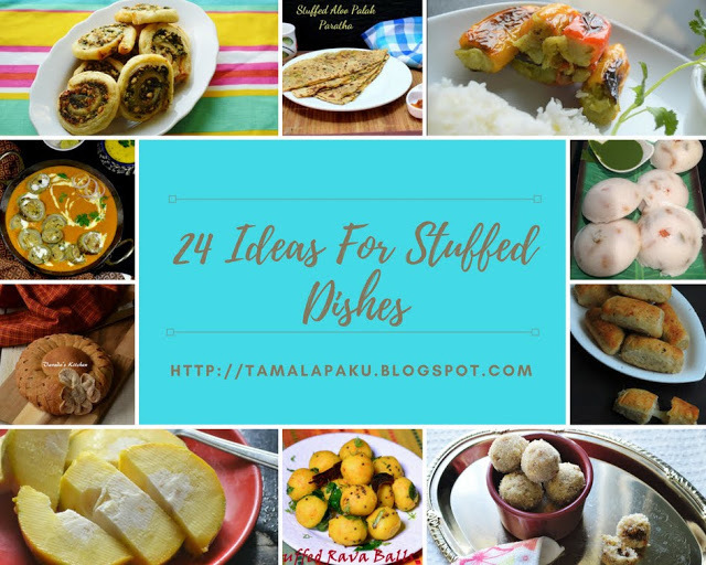 24 Ideas Of Stuffed Dishes