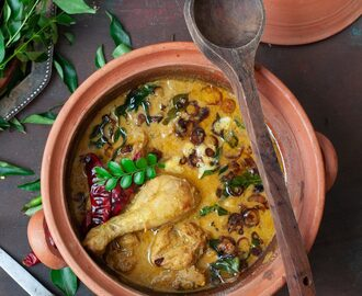 Nadan Kozhi Curry- Kerala Chicken Curry