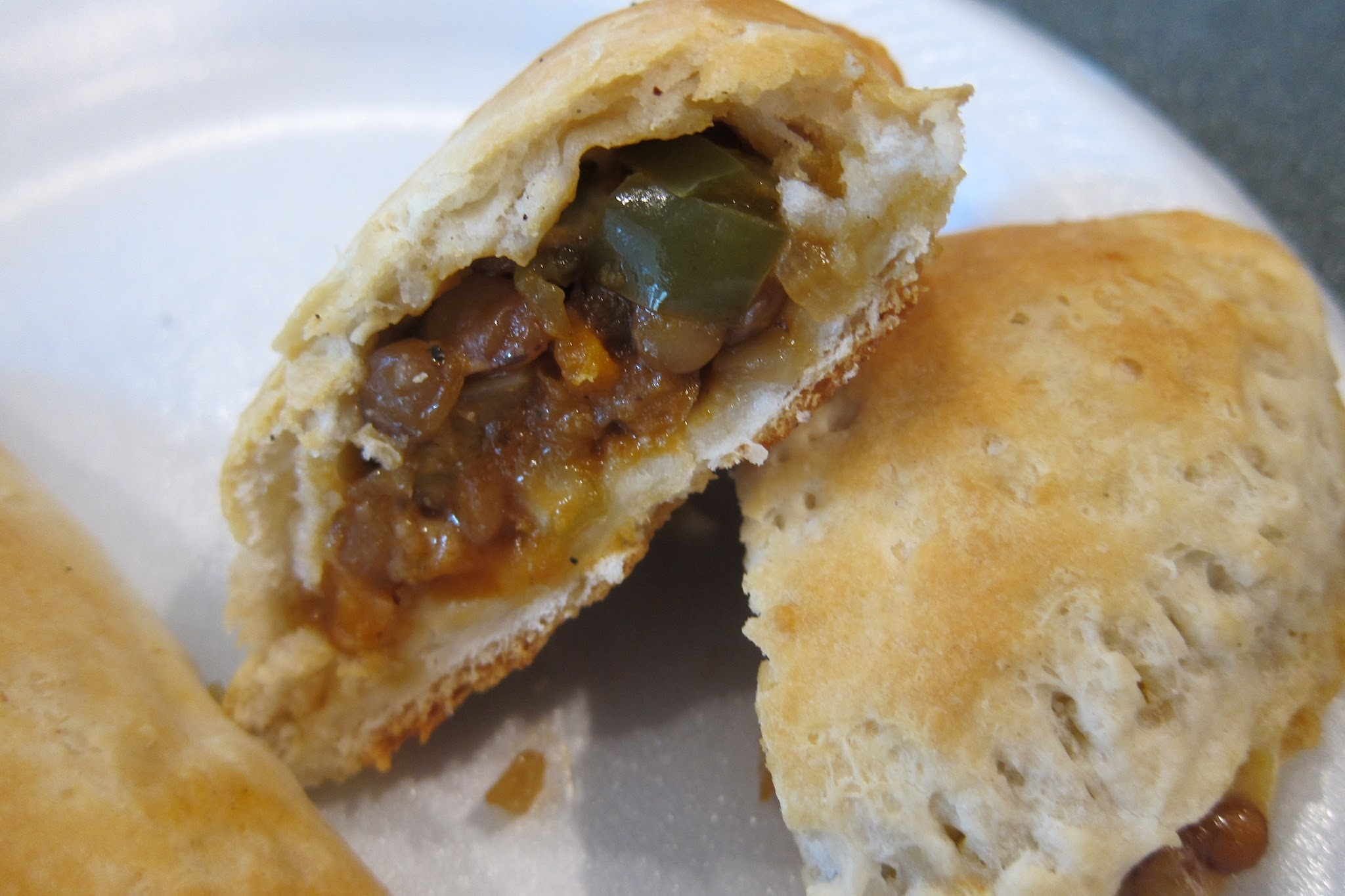 #279 Sloppy Lentil Joe Turnovers/Pies