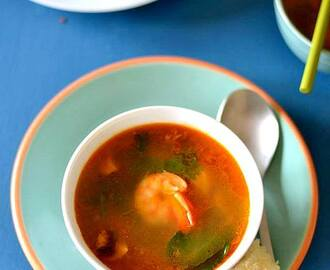 Tom Yum Soup / Tom Yum Goong