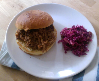 Pulled pork met Dr. Pepper uit de slowcooker