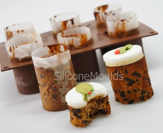 RIch Fruit Cake / Christmas Cake Recipes - Mulled Wine and Deluxe Chocolate Orange !