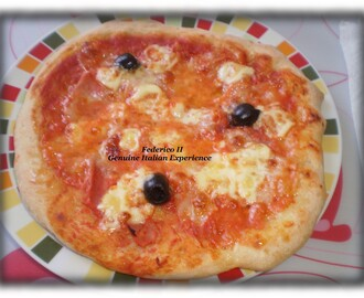 Come preparare la pizza in casa