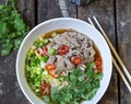 Pulled Duck Ramen with Gressingham Duck