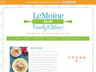 LeMoine Family Kitchen