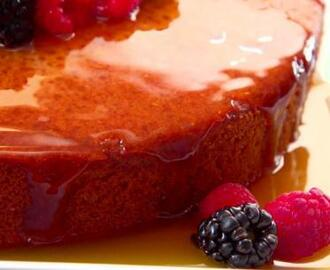 Olive Oil Honey Cake
