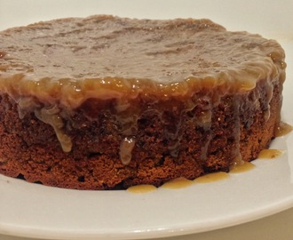 Sticky Date Upside-Down Cake