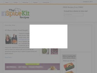The Spice Kit Recipes