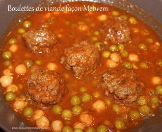 Recettes de plat algerien avec viande hachee mytaste - Boulette de viande en sauce ...