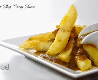 Chip Shop Curry Sauce