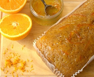 Orange and Olive Oil Loaf Cake