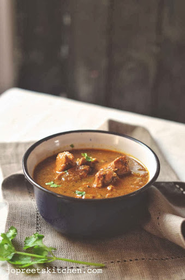 Malvani Style Chicken Curry