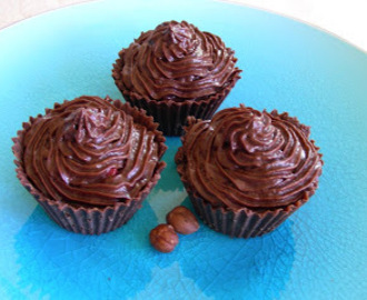 Csokis muffin /chocolate cupcake/