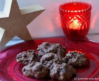 Soulfood gegen Stress: Double-Chocolate-Cookies