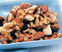 Nutty Snack Mix