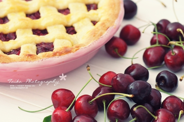Cherry Pie + Giveaway