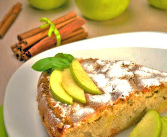 Torta soffice di mele/Soft Apple Pie