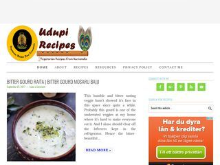 Udupi Recipes | Vegetarian Recipes from Karnataka