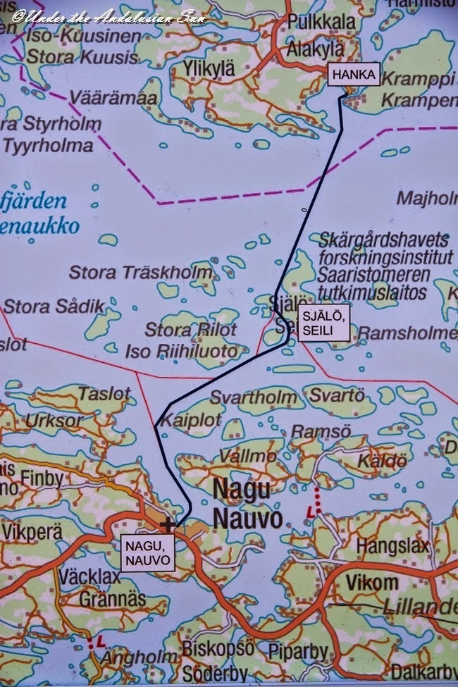 Nauvo - the pearl in the crown of Finnish archipelago