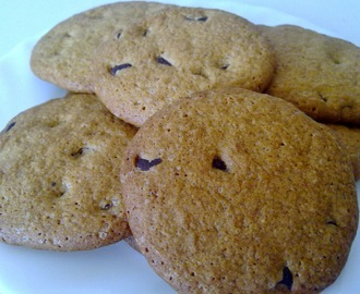 Galletas Americanas o Cookies