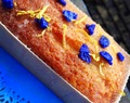 Waitrose Mini Lavender & Lemon Drizzle Cakes