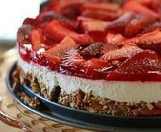 Strawberry Jello Pretzel Dessert Recipe