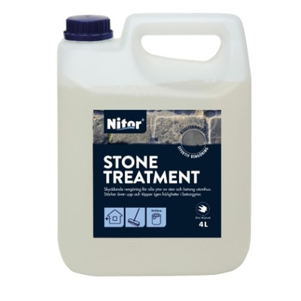 Nitor Stone Treatment