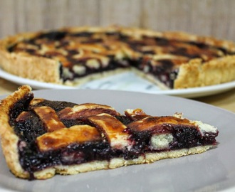 Tarta De Cerezas (Cherry Pie)