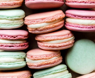 Beginners French MACARONS NOT MACAROONS!