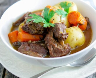 Sunday Suppers: Brown Ale Beef Stew