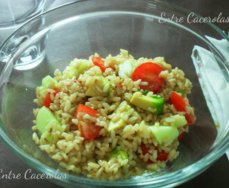 Ensalada Arroz Integral (Express)