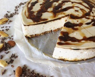 Friday Pieday: George Clooney (Koffie) Cheesecake