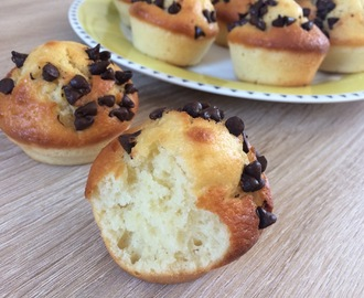 Minis cakes au fromage blanc