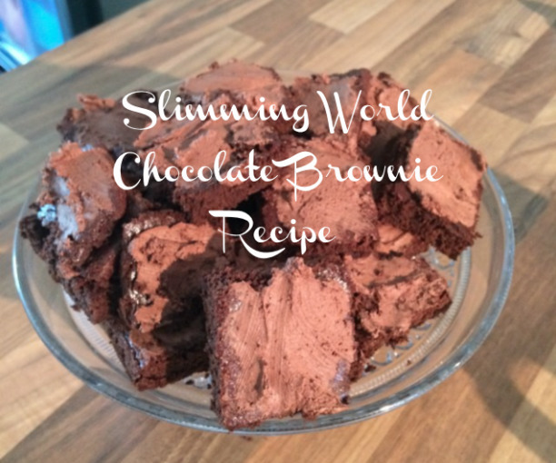 Slimming World Recipe Week – Slimming World Chocolate Brownie Recipe