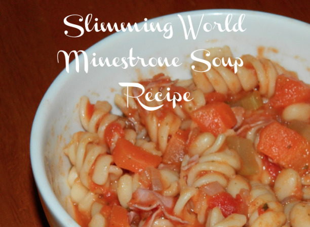 Slimming World Minestrone Soup Recipe
