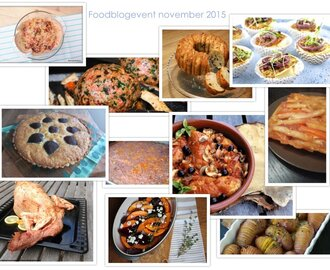 WINNAAR: Foodblogevent november 2015