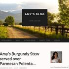 Amy's Food Blog