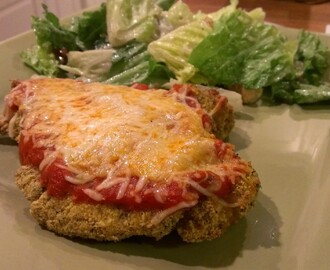 The Easiest Chicken Parmesan Dinner You'll Ever Make