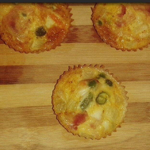 Easy Egg Muffins and Other Savoury Breakfast Idea's..