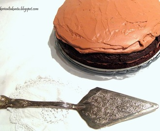 Devil's cake made by me