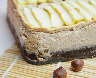 Gezonde Speculaas Cheesecake