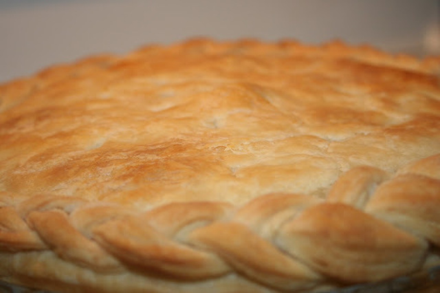 Flaky All Butter Pie Crust
