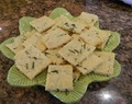 Rosemary/Parmesan Wafers