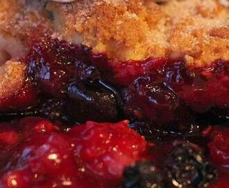 Fruit Cobbler (Recipe)