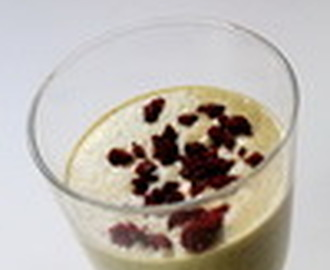 Omega-3 almás smoothie recept